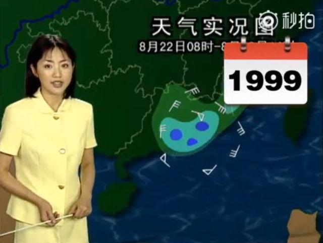 Çinli spiker yıllara meydan okuyor