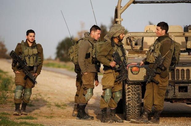 İsrail ordusu