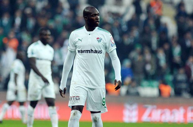 Bursaspor'un hayal kırıklığı Sow
