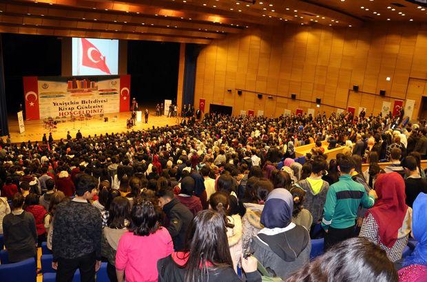 Diyarbakır'da bir milyon kişi kitapla buluşacak!