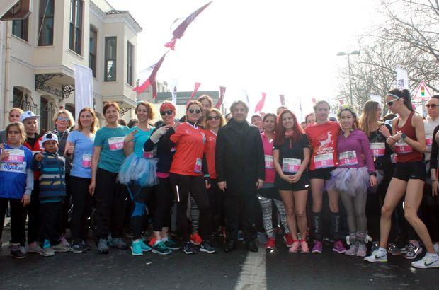 Beyoğlu Kadınlar Koşusu!