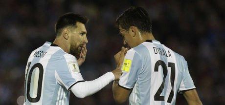 Arjantin Milli Takımı'nda büyük şok! Dybala...