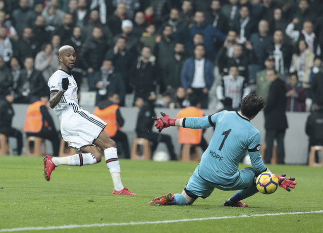 Beşiktaş'ın Talisca formülü