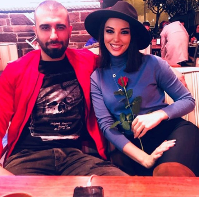 Tuvana Türkay ile Alper Potuk barıştı - Magazin haberleri