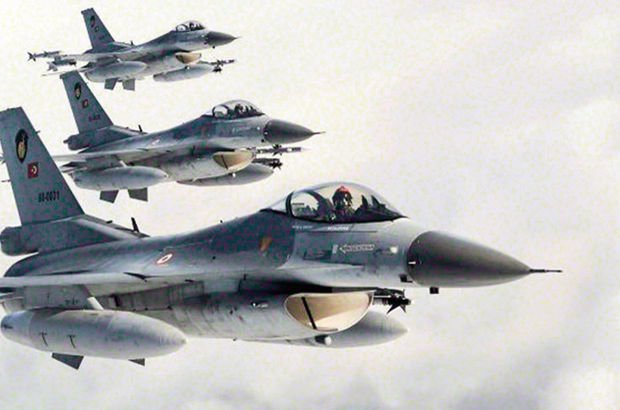 MK-84 bombaları  F-16 Türk Hava Kuvvetleri ASELSAN