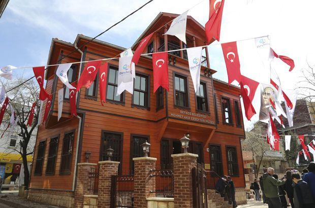 Mehmet Akif Ersoy Şiir Müzesi