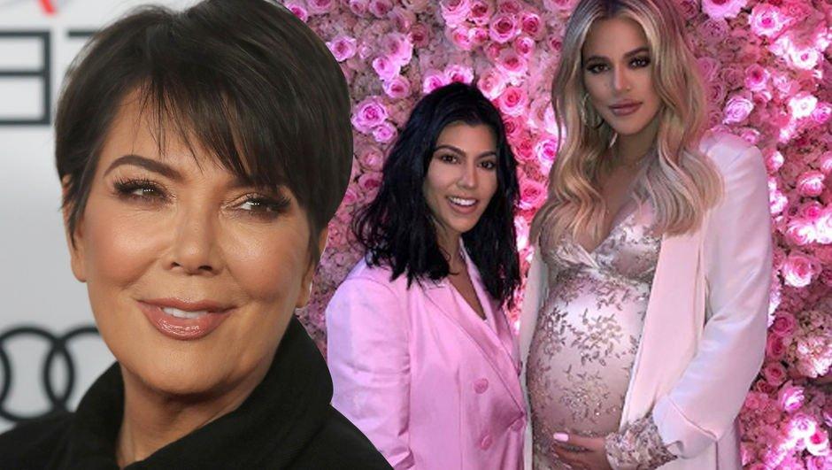 Khloe Kardashian - Kris Jenner