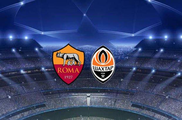 Roma - Shakhtar Donetsk