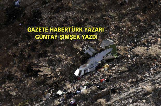 iran uçak kazası