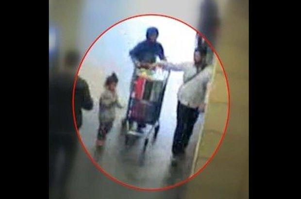 DEAŞ'lı teröristlerin Bayrampaşa'daki AVM'ye bomba yerleştirdikleri görüntüler ortaya çıktı