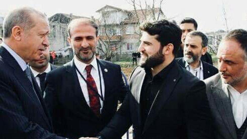 Cumhurbaşkanı Erdoğan, dünya şampiyonunu kabul etti