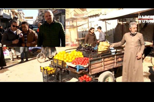 El Bab'da hayat normale dönüyor