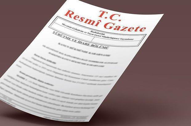 Diyanet İşleri Başkanlığı'na ilişkin atama kararları Resmi Gazete'de