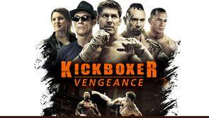 Kickboxer: Misilleme filminden Türkçe poster!