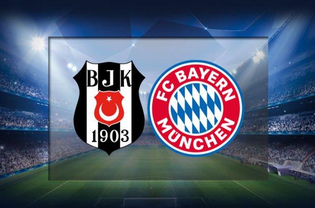 Beşiktaş - Bayern Münih