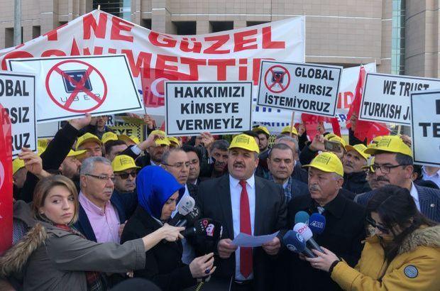 İstanbul Taksiciler Esnaf Odası Başkanı Eyüp Aksu