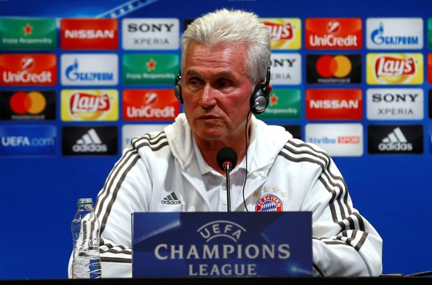 Jupp Heynckes Bayern Münih