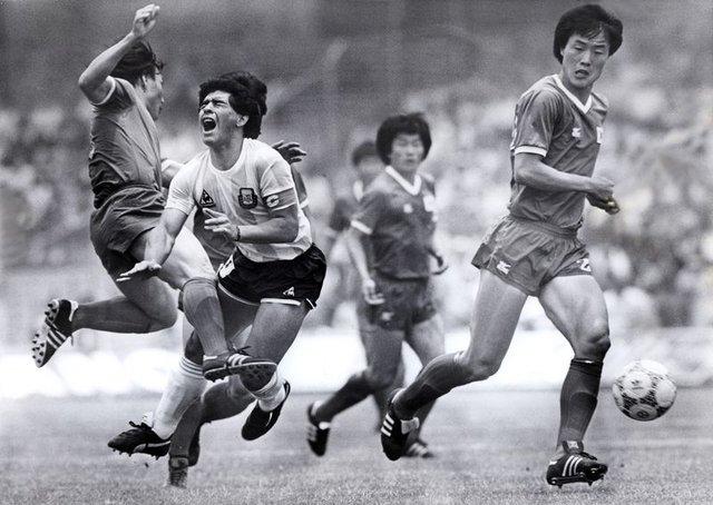 Maradona'nın hayatı