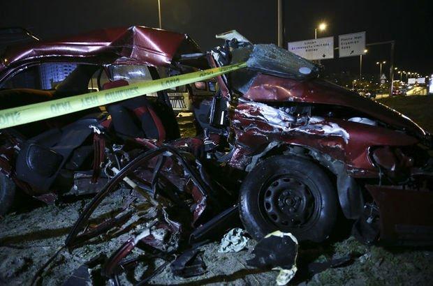 Ankara trafik kazası Sincan