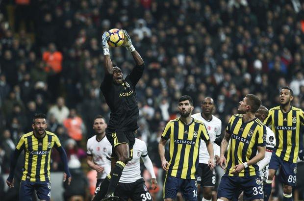 Carlos Kameni Fenerbahçe