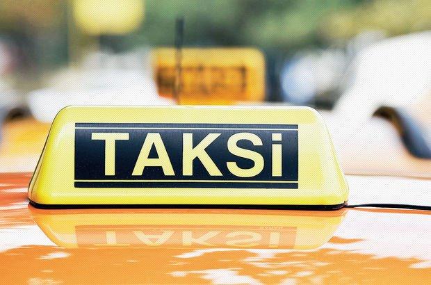 İstanbul taksi über kavga