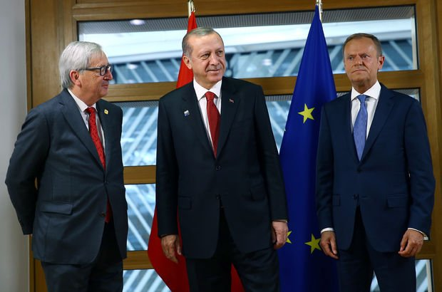 erdoğan juncker tusk