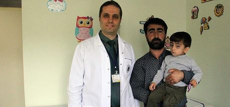 Muhammed Hüseyin Çiftçi'nin akciğerinden kabak çekirdeği çıktı