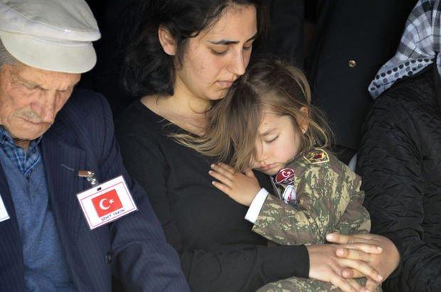 Şehit uzman çavuş Fatih Uysal Alanya'da toprağa verildi