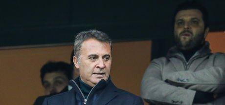 Beşiktaş Bayern Münih maçı sonrasında Fikret Orman ve Bakan Osman Aşkın Bak açıklamalar yaptı