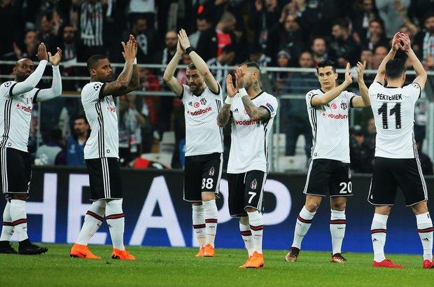 Beşiktaş Bayern Münih maçı özeti