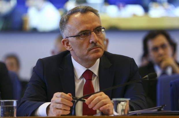 Bakan Ağbal bütçe açığı rakamlarını açıkladı