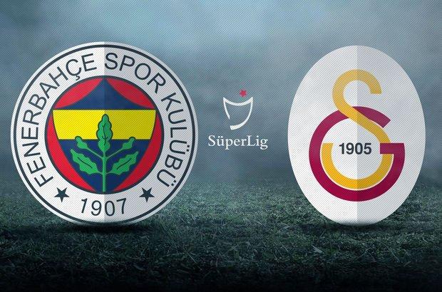 Fenerbahçe-Galatasaray