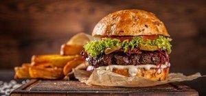 Ev yapımı hamburger nasıl yapılır? Ev yapımı hamburger tarifi ve malzemeleri