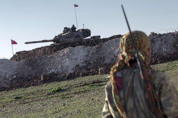 ABD, terör örgütü YPG/PKK'dan boşalan alanlara takviye yaptı!