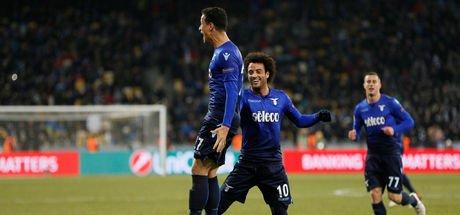 UEFA Avrupa Ligi son 16 turunda gecenin ilk maçları tamamlandı