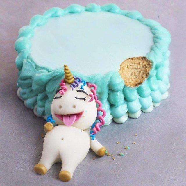 Bu tatlıları insan yemeye kıyamaz!