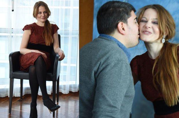 Naz Elmas: Aldığım en anlamlı öpücük - Magazin haberleri