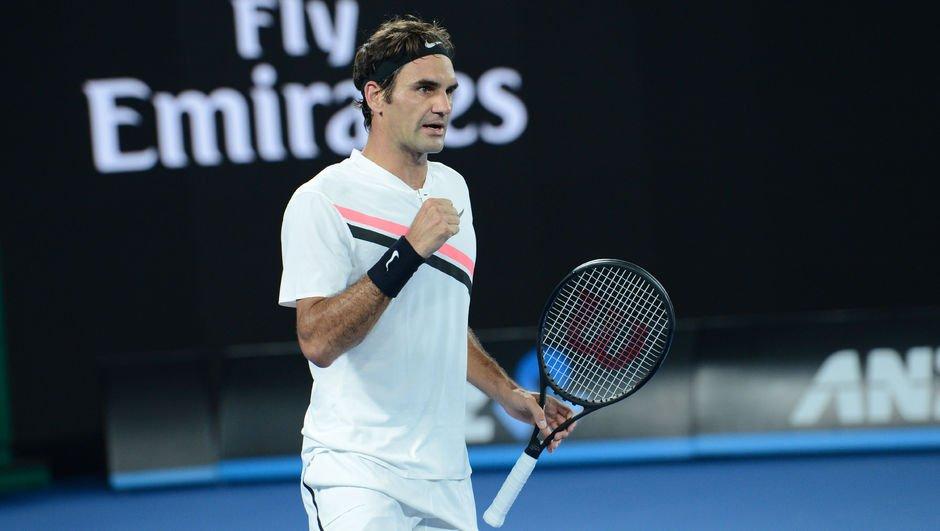 Federer rekor peşinde