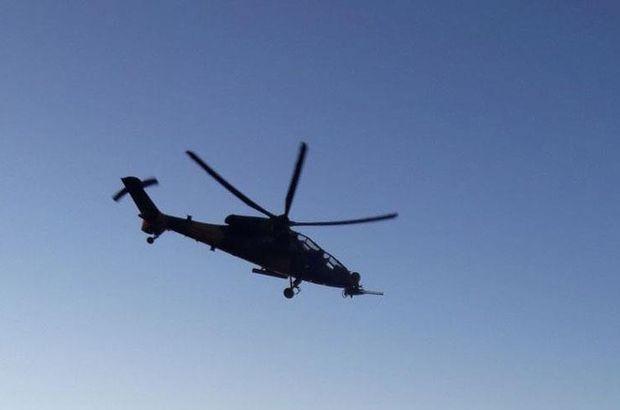 ABD askerini taşıyan helikopter düştü!