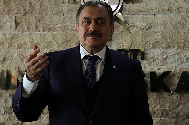 Bakan Eroğlu: Bıyıklarımı kesersem bilin ki su kesintisi var