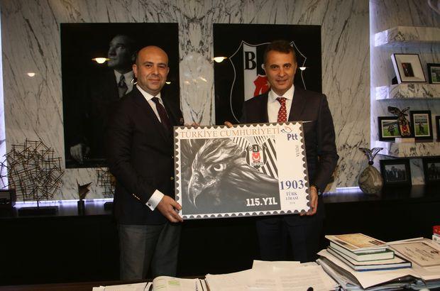 PTT'den Beşiktaş'a jest!