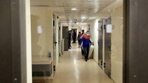 'Umut yolcuları'na 5 yıldızlı otel konforunda hizmet