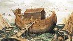 Nuh'un kayıp gemisi korku romanında ortaya çıktı