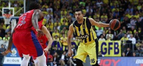 Fenerbahçe Doğuş-CSKA Moskova maç sonucu