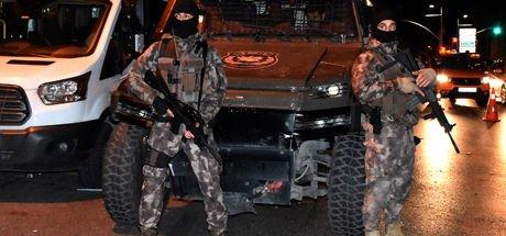 İstanbul'da şafak vakti eş zamanlı operasyon