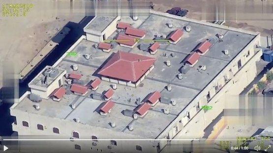 Teröristlerin 'Afrin Hastanesi' yalanı görüntülerle ortaya çıkarıldı
