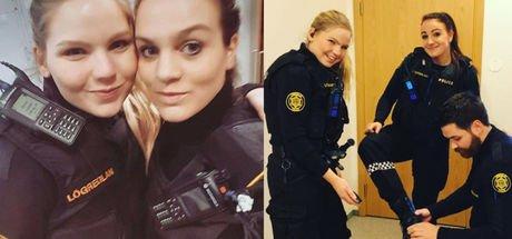 İzlanda polisi sosyal medyada fenomen oldu!