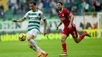 Bursa'ya tek gol yetti
