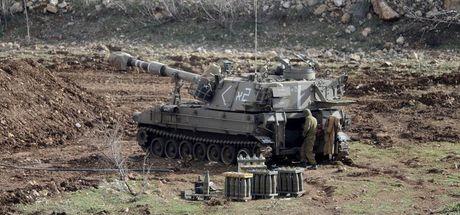 İsrail tarım alanlarını bombaladı