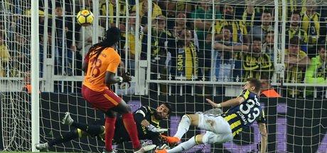 Fenerbahçe: 0 - Galatasaray: 0 | MAÇ ÖZETİ